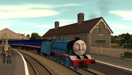 Thomas and Friends on SteamTrainzFanClub - DeviantArt