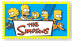 The Simpsons Fan Stamp