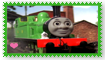 Oliver Fan Stamp by Wildcat1999