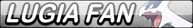 Lugia Fan Button