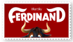 Ferdinand Fan Stamp by Wildcat1999