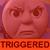 Triggered Thomas Emoticon