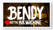 Bendy and the Ink Machine Fan Stamp by Wildcat1999