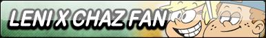Leni X Chaz Fan Button