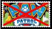 Anti Paw Patrol Stamp