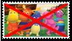 Anti Backyardigans Stamp