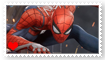 Spider Man Fan Stamp by Wildcat1999