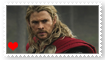 Thor Fan Stamp by Wildcat1999