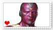 Vision Fan Stamp by Wildcat1999