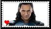 Loki Fan Stamp by Wildcat1999