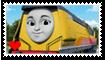 Rebecca Fan Stamp by Wildcat1999