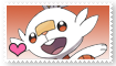 Scorbunny Fan Stamp by Wildcat1999