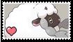 Wooloo Fan Stamp