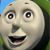 Percy Surprised Happy Emoticon by Wildcat1999