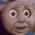 Thomas Horrified Emoticon by Wildcat1999