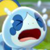 Sobble Crying Emoticon