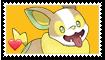Yamper Fan Stamp