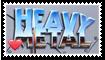 Heavy Movie 1981 Movie Fan Stamp