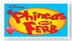 Phineas and Ferb Fan Stamp