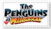 The Penguins of Madagascar Fan Stamp