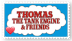 Thomas and Friends Fan Stamp