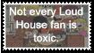 Loud House Fans Defense Stamp