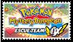Pokemon Mystery Dungeon DX Fan Stamp