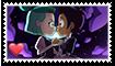 Luz X Amity Fan Stamp