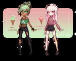 Alternative Ice Cream - Adopt Auction [CLOSED] by Chemi-ckal