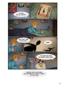 Ghosts in the Backyard: Page 12