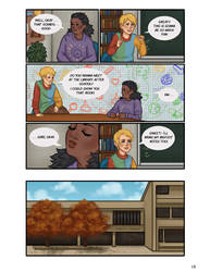 Ghosts in the Backyard: Page 18