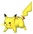 SSBB Pikachu Sprite by VegaColors