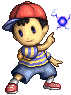 SSBB Ness Sprite by VegaColors