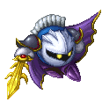SSBB Meta Knight Sprite by VegaColors
