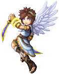 SSBB Pit Sprite by VegaColors