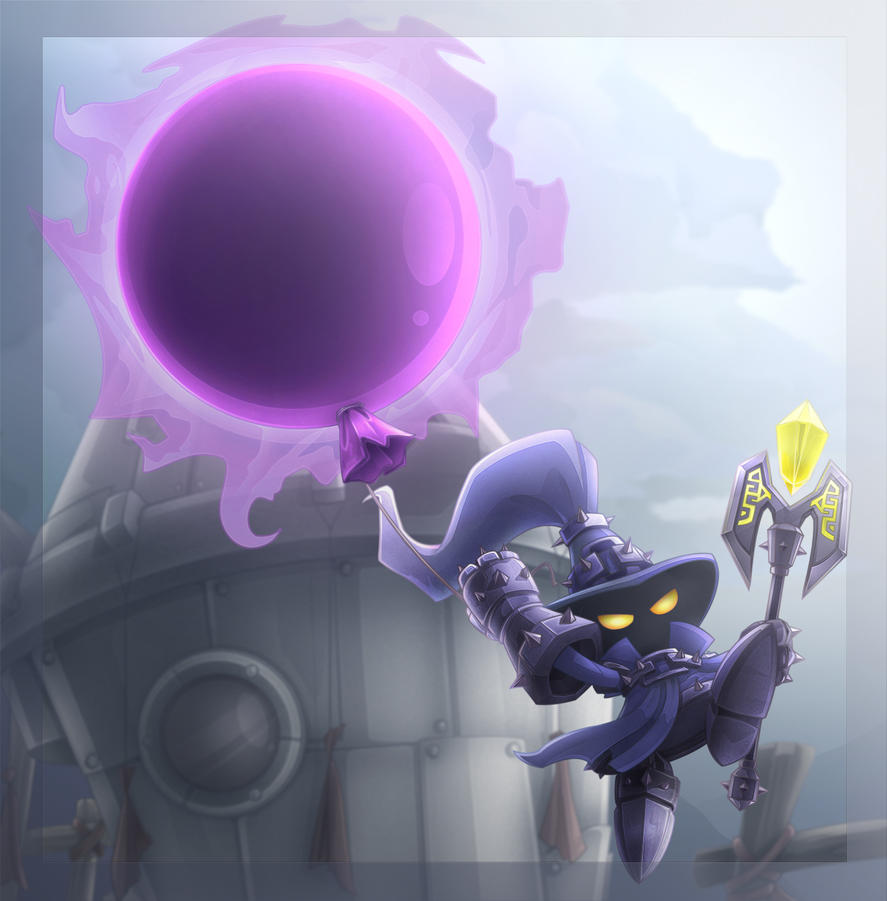 Veigar's...Escape by VegaColors