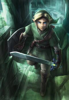 The Hero in Green