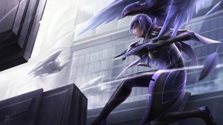 Rogue Quinn by VegaColors