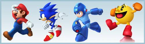 Smash 4 by VegaColors