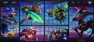Arcade Battle Shots