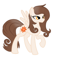 Gift: Summer The Pegasus by Roxygonzalez