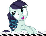 Rara Plays on a Piano