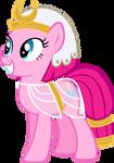 Pinkie Dressed As Somnambula