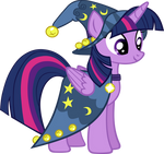 Twilight Dressed As Star Swirl