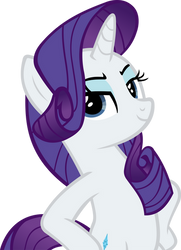 Elegant Posing Rarity by IronM17