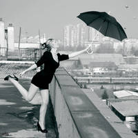 Mary Poppins by MayaPrincess
