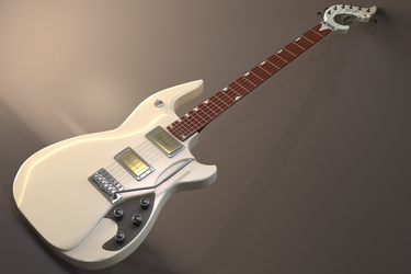 NSP guitar by Alextro