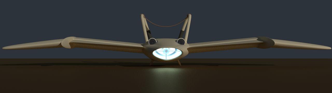 Glider by Walruserine