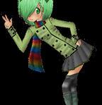 Fan Of Green by SillyLilAlice
