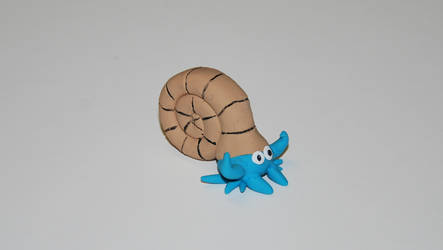 Clay Omanyte by phraxdust